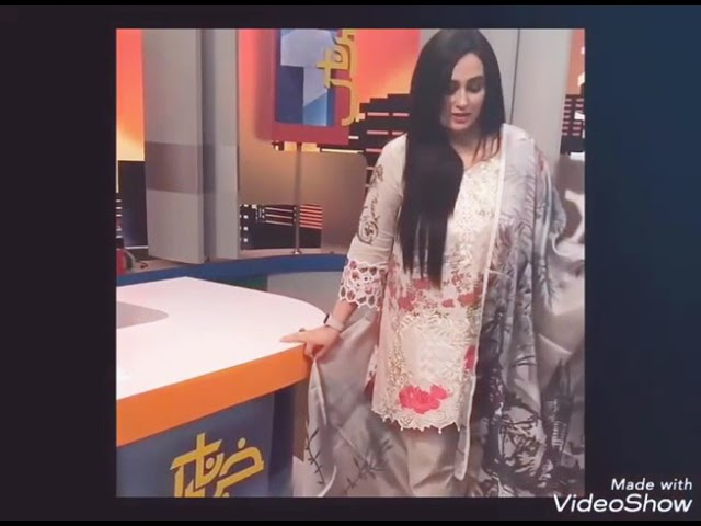 Ayesha jahanzeb song