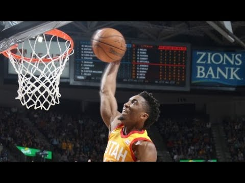 Donovan Mitchell, Zach LaVine, and the Best Plays From Friday Night | February 9, 2018