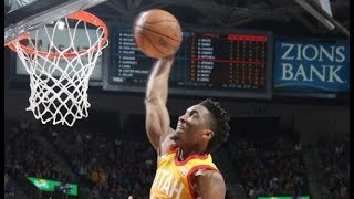Donovan Mitchell, Zach LaVine, and the Best Plays From Friday Night   February 9, 2018
