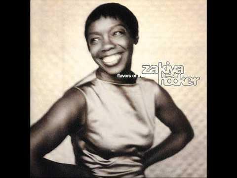 Zakiya Hooker - Bit By Love (Hard Times)