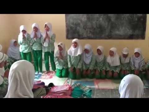 Latihan Gerak Lagu DZIKIR ANAK Manafiul Ulum Kudus