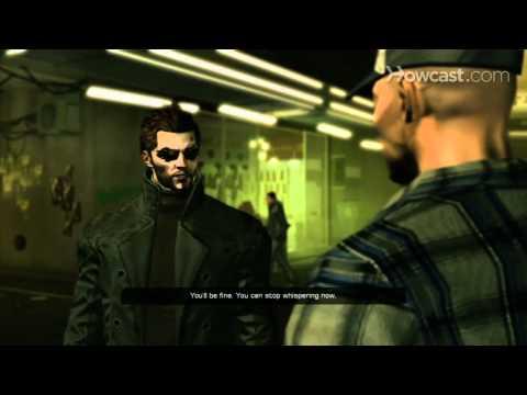 Deus Ex: Human Revolution Walkthrough - Shanghai Justice (1 of 4)