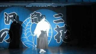 大衆演劇界の異端児 黒田24騎 座長 三天屋多嘉雄(花形時代)