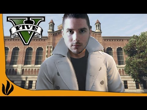 GTA V RP #1 - Nouveau en ville: PERMIS VOITURE & CAMION ! (GTA 5)
