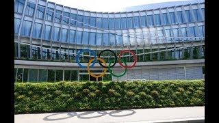 Pénétrez dans le nouveau siège du Comité Olympique International à Lausanne