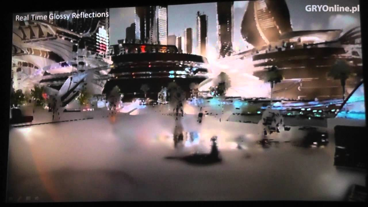 Killzone 4 Uses Raytracing For Its Real-Time Reflections | N4G
