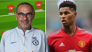 Could this be Sarri's last game? Chelsea vs Manchester United FA Cup Preview