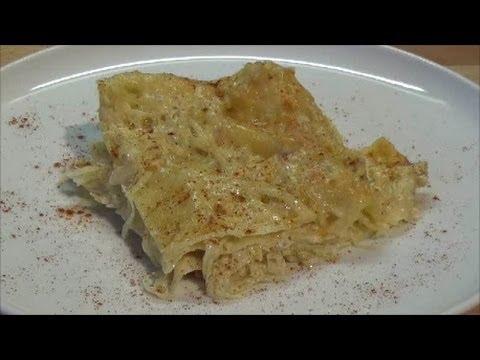 Thermomix TM 31 - Sauerkraut-Lasagne / Thermiliscious