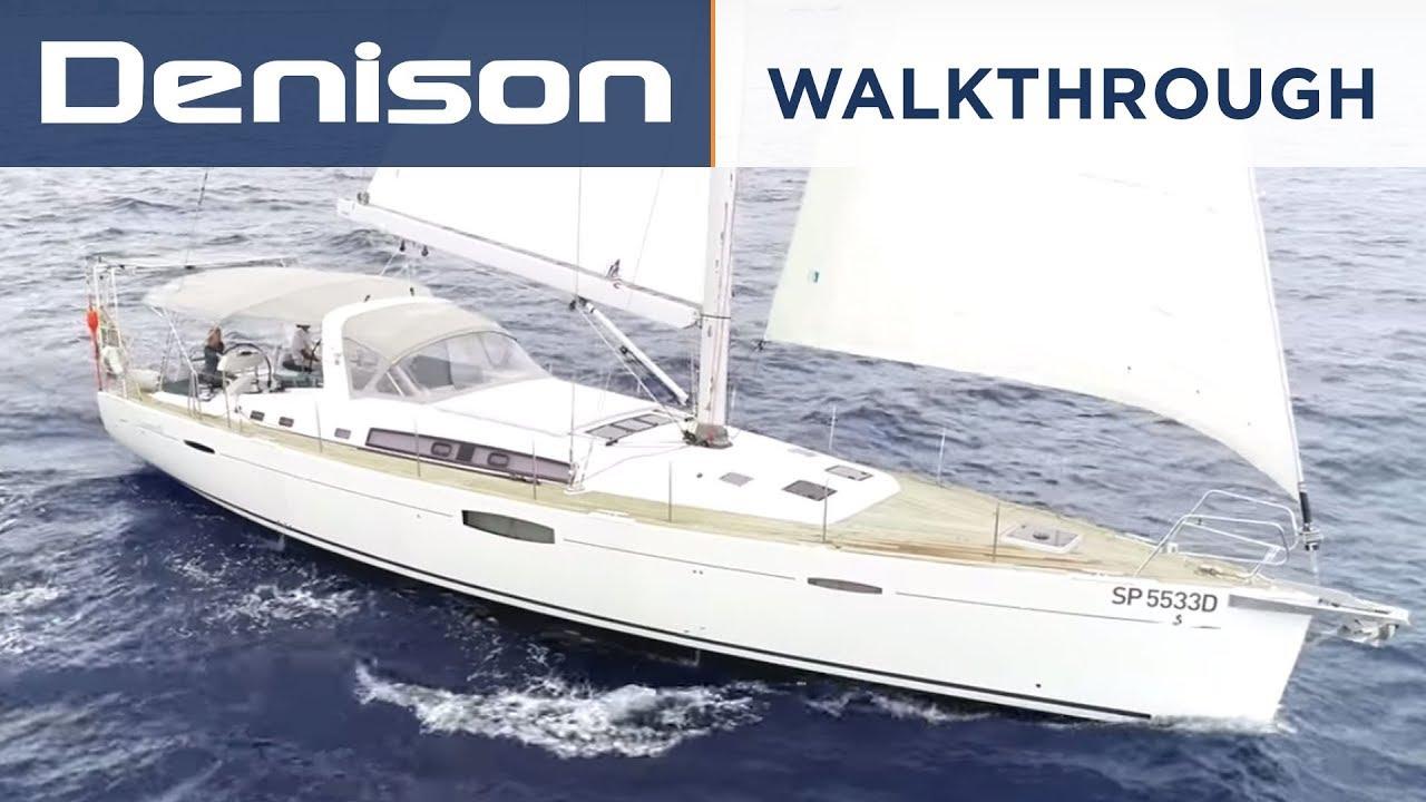 2016 Beneteau Oceanis 60 Sail Boat For Sale - www yachtworld com