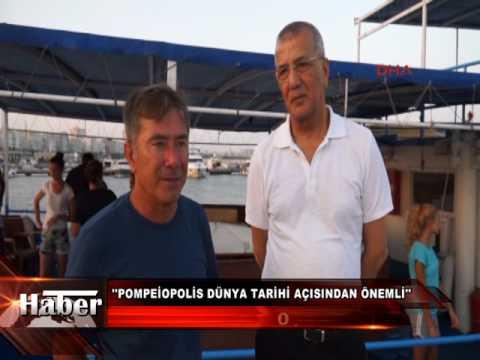 SOLİ POMPEİOPOLİS'İN DÜNYA TARİHİ...