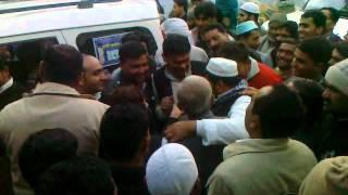 Haji Aleem M.L.A in Village