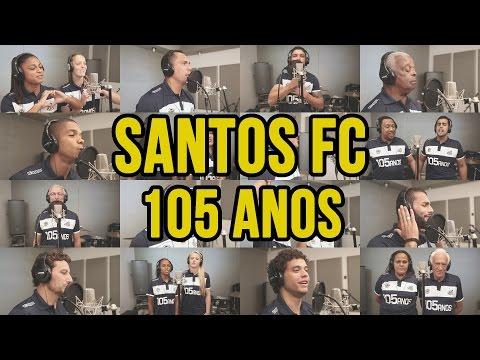 Parabéns, Santos FC | 105 anos de história