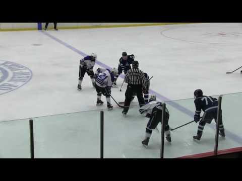 Long Island U18 Hockey   LI Rebels vs. Long Beach Lightning   10.08.16