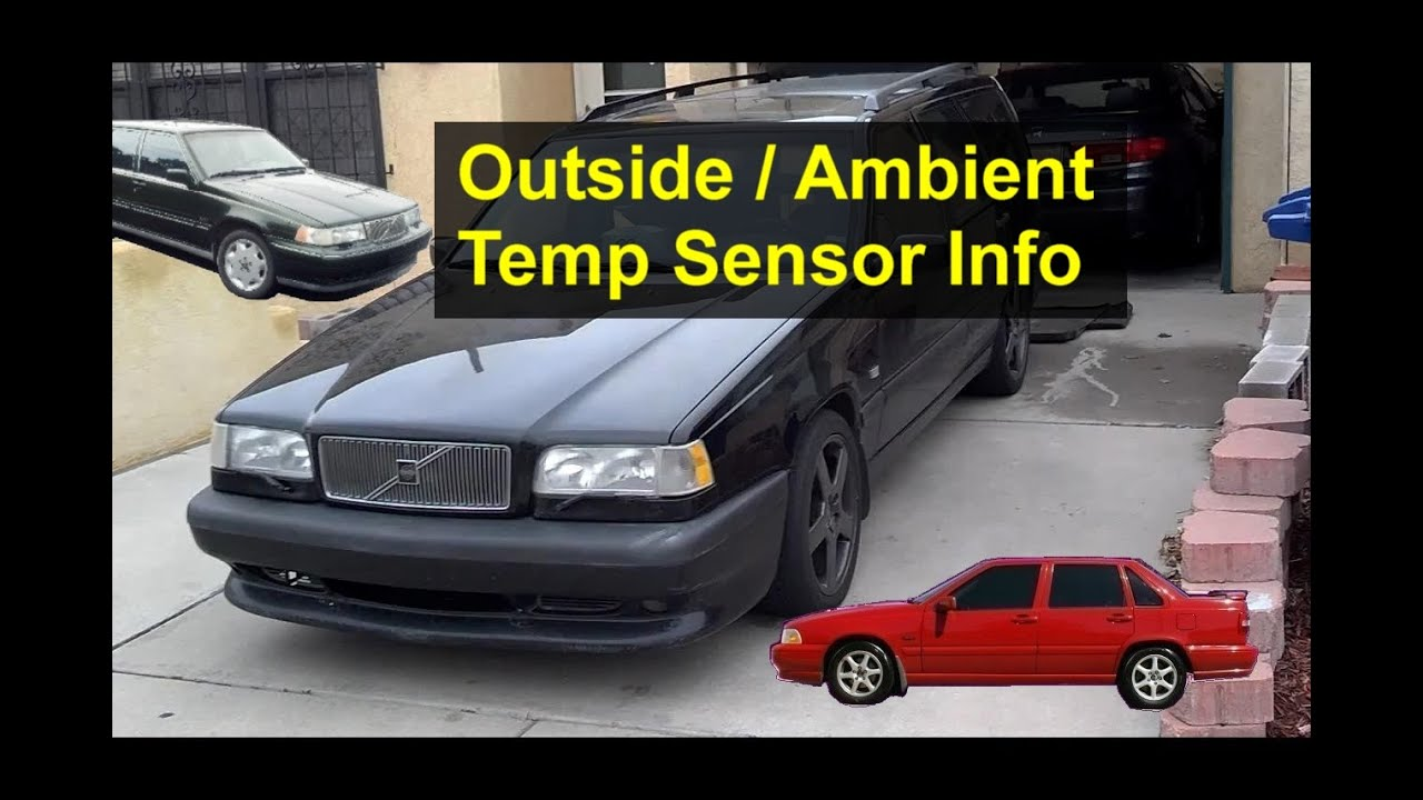 Pic in addition Hqdefault also Maxresdefault together with D Plug Ambient Temp Sensor P also Original. on ambient air temp sensor location