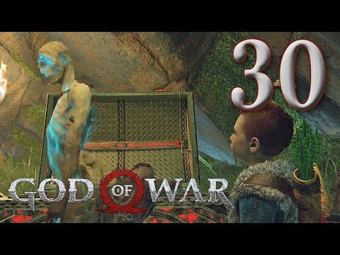 [30] God of War - Guardians Of The Hoard - Let's Play Gameplay Walkthrough (PS4)