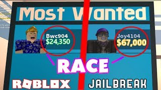 HIGHEST BOUNTY CHALLENGE // Roblox Jailbreak Funny Challenges!