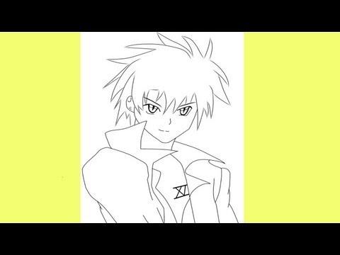 How to Draw Train Heartnet from Gakuen Alice
