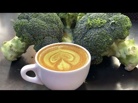 Yes, Broccoli Coffee Is The Latest Food Trend + More News Stories Trending Now