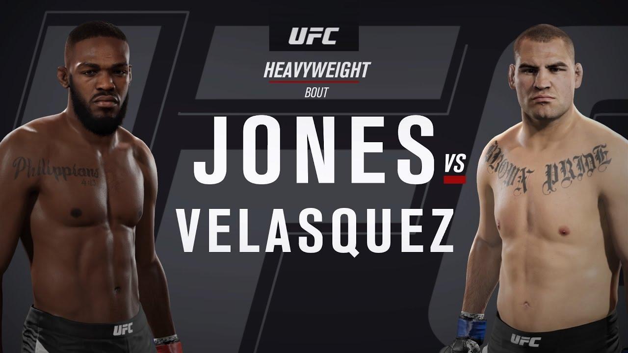 Jon Jones vs Cain Velasquez - YouTube Jon Jones Vs Cain Velasquez