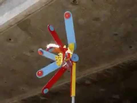 VIDEO: HOW TO MAKE WHIRLIGIG or model wind generator ...