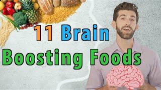 food to eat to improve brain memory