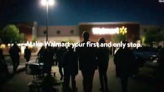 Dave Baez in Walmart Commercial