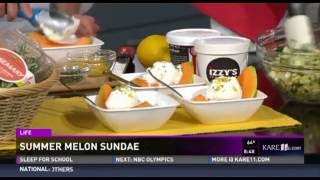 Local Summer Foods for Good Health (8/20/16 on KARE 11)