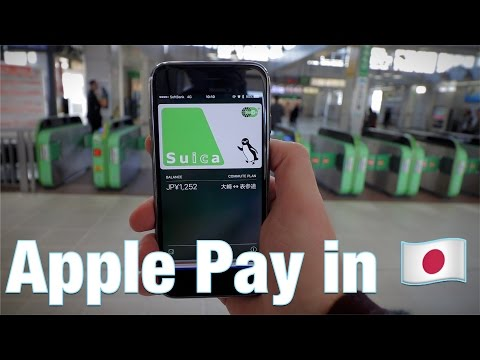Apple Pay in Japan EXPLAINED!