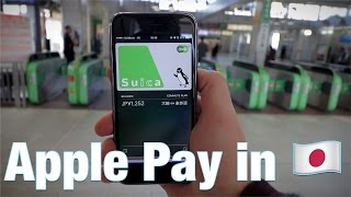 Gambar cover Apple Pay in Japan EXPLAINED!