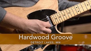 Hardwood Groove Here and Gone