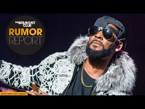 R. Kelly Potentially Planning To Flee to Africa