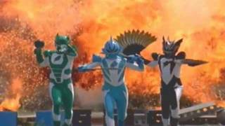 Power Rangers Jungle Fury Best Moment
