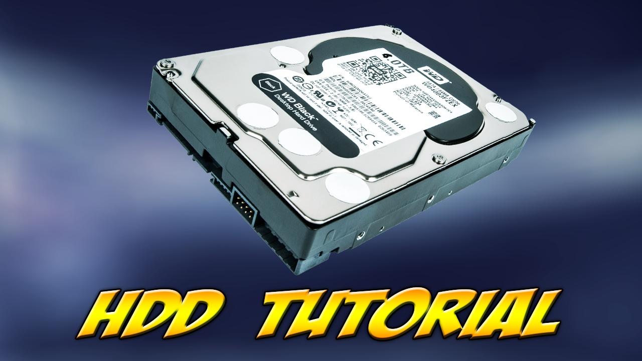 How to install a 6TB HDD [2TB LIMIT FIX TUTORIAL]