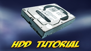 How to install a 6TB HDD [2TB LIMIT FIX TUTORIAL]