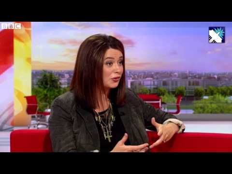 Eve Myles On The Future Of Torchwood - BBC Breakfast (18/6/2013)