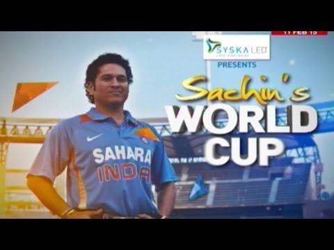 Hoping to continue that form: Sachin Tendulkar relives World Cup 2011
