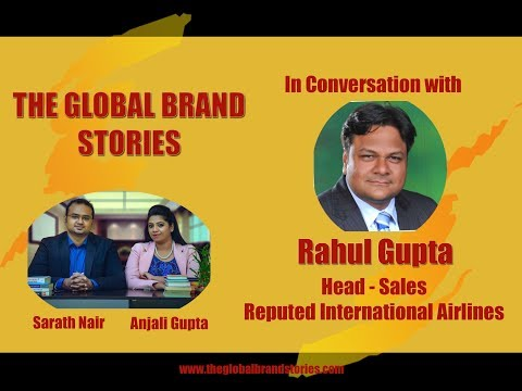 Rahul Gupta - Sales Expert