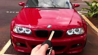 BMW M3 E46 Predator Orion V2 Angel eyes