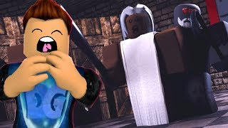 THE NEW GRANNY CHAPTER 2 IN ROBLOX !!