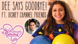 Reacting To Old Vids! ft Disney Channel Friends | The Disney Channel Vlog #40
