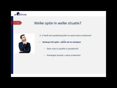 Binaire handel in opties voor beginners in het Nederlands