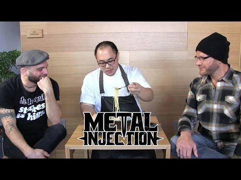 Taste Of Metal #2 - KILLSWITCH ENGAGE Cook | Metal Injection
