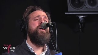 """Iron and Wine -  """"Low Light Buddy Of Mine"""" (Live at WFUV)"""