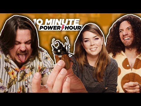 Touching Dead Bugs - 10 Minute Power Hour