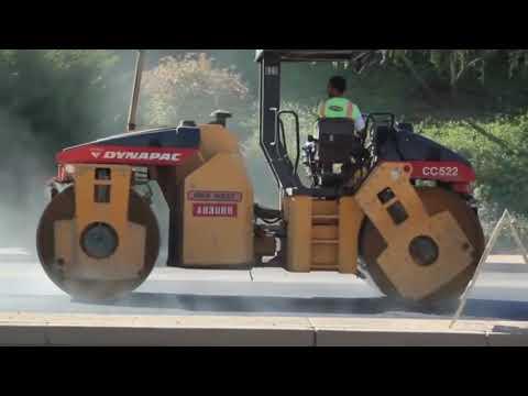 Kids Truck Video   Road Roller