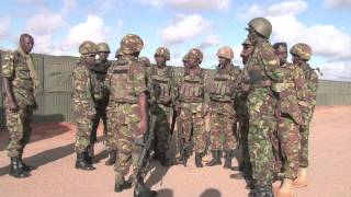 Kenyan Forces Pullout From Somalia