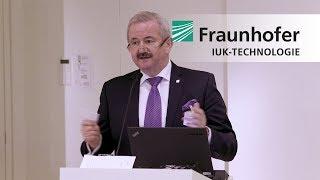Prof. Dr. Reimund Neugebauer über Künstliche Intelligenz in Forschung, Unternehmen & Weiterbildung