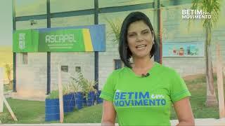 IZA CARDOSO - Programa Betim em Movimento - ASCAPEL