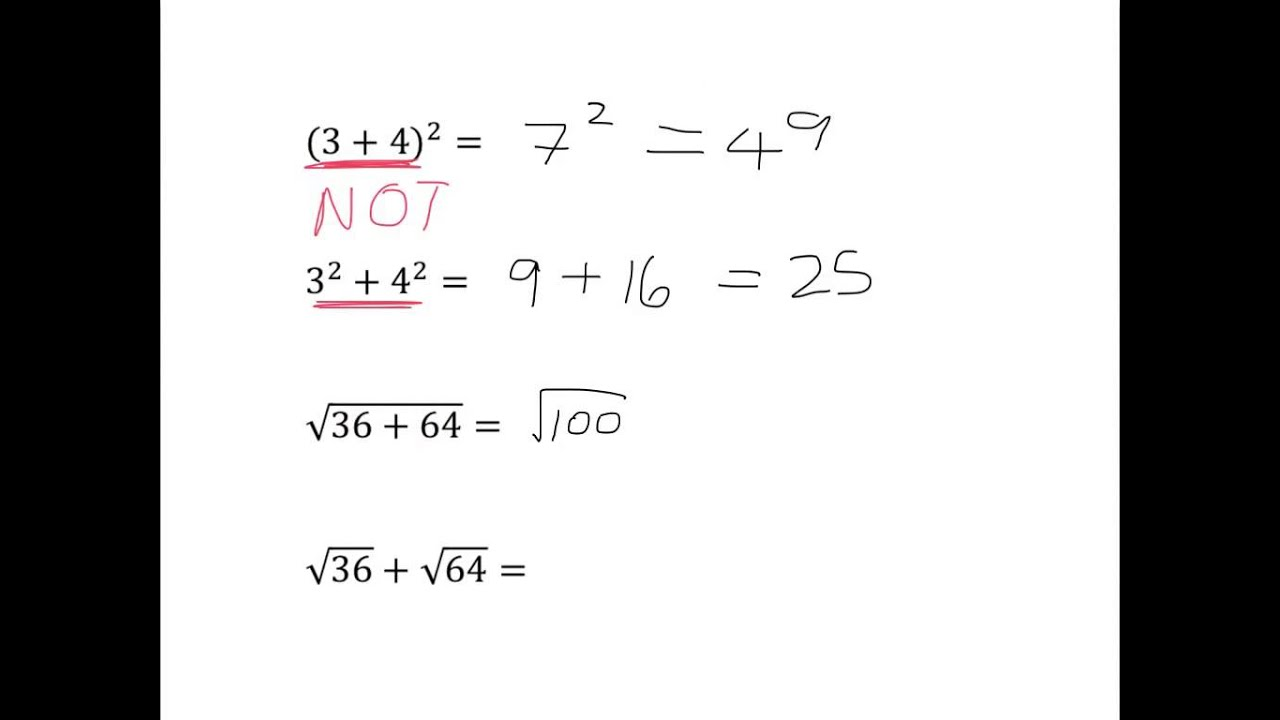 Exponents Part 2 Lesson 2 Bedmas