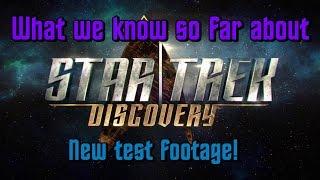 New Star Trek Series - Star Trek: Discovery (2017)